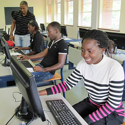 Distance Learning for the Citizens of Africa